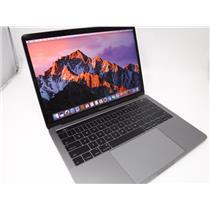 "Apple MacBook Pro A1706 13.3"" 128GB 8GB RAM 2.9ghz i5-6267u with touchbar -GREY"