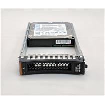 "IBM SED Seagate 450GB 10K SAS 2.5"" 45W7733 45W9606 ST9450305SS w/ Tray"