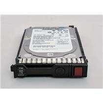 "HP MM1000FBFVR 1TB 2.5"" SAS 7.2K 605832-002 507129-016 653954-001 ST91000640SS"