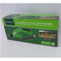 NEW Genuine Gardenline N0E-KT02-90x150/7.2 1100RPM Shear/Shrubber