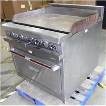 Hobart Hot Plate Electric Commercial Kitchen Range UNTESTED