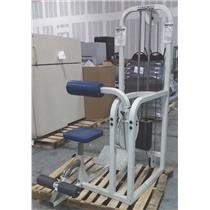 Maxicam Modular Ab/Back Combo Machine 150Lbs. Stack - MISSING WEIGHT STACK PIN