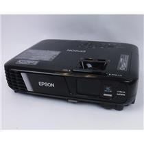 Epson EX7240 H721A Standard Throw 3LCD HDMI Projector with 29 Total Lamp Hours