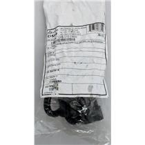 Cisco CAB-C15-CBN Power Cord with Notched Edge In OEM Packaging 72-4161-01