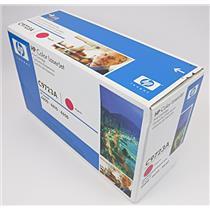 New Genuine OEM HP Color Laserjet C9723A Magenta Toner Cartridge