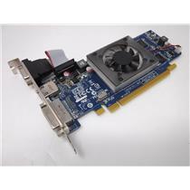 DELL Radeon HD 5450  REV: 1.00A 1GB DDR3 Video Card 0HCVMH HDMI Tested & Working