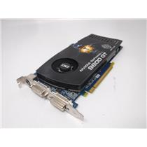 BFG Nvidia GeForce 9800GT BFGR981024GTOCE PCI-e Video Card S-Video DVI x2 Tested