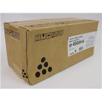 NEW Genuine OEM Ricoh SP 4500HA Black Print Cartridge