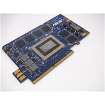 Asus G75VW N13E-GS1-LP-A1 NVIDIA Laptop Video Card G75VW-MXM-192BIT REV:2.0