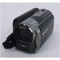 Panasonic SDR-H85P SD/HDD Hybrid 78x Optical Zoom Digital Camera - TESTED