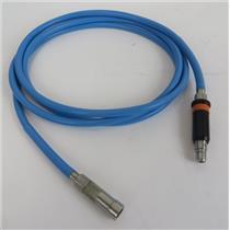 Dyonics Universal Fiber Optic Light Source Cable W/ 2147 Adapter