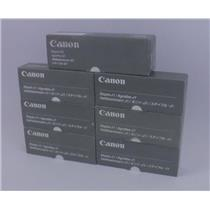 Lot of 19 NEW Canon Staple Cartridges 6x Boxes of J1 1x Cartridge of G1