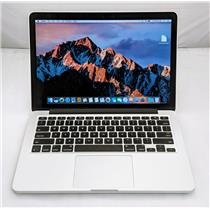 "Apple Macbook Pro 13.3"" i7-3540M 3.0GHz 512GB SSD 8GB A1425 MacbookPro10,2"