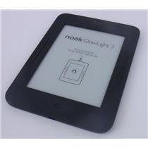 "Barnes & Noble Nook GlowLight 3 Ebook Reader 6"" WiFi Tablet BNRV520"