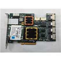 Adaptec ASR-52445 28-port 24 internal 4 external PCIe SAS SATA II RAID 3Gbps