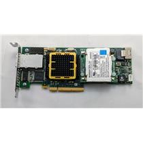 Adaptec ASR-5445 8-Port RAID SATA SAS PCIe Controller Low Profile with Battery