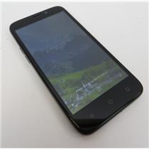 ZTE Prelude Plus Z851 8GB Black Android Smartphone W/ Good Cricket IMEI #