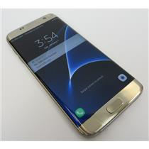 Samsung Galaxy S7 Edge SM-G935T 32GB Cell Phone - CRACKED GLASS SEE DESCRIPTION