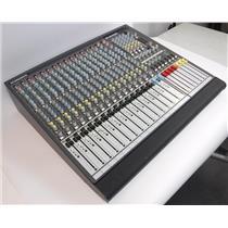 Allen & Heath GL2400 24 Channel Studio/Live Mixer TESTED & WORKING