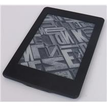 "Amazon Kindle DP75SDI Paperwhite 3 7th Generation 2015 6"" Wifi eReader Black 4GB"