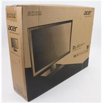 NEW NIB Acer HD Led Monitor 18.5 inch V196HQL 1366 x 768 VGA