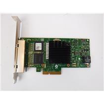 Dell Intel i350-T4 Quad Port 1GBps PCI-E Network Adapter X8DHT 0X8DHT