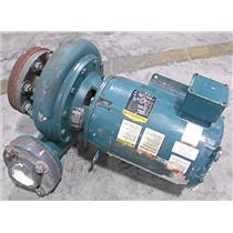 Baldor JMM3311T Motor with Marlow 530STK-BF Pump - UNTESTED