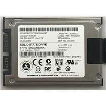 "Toshiba Lenovo THNS128GG4BAAA 128GB uSATA 3.0GB/s 1.8"" 45N8202 SSD"
