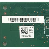 Dell Broadcom 10/100/1000 Gigabit PCI Express x1 Network LAN RJ-45 Card J5P32