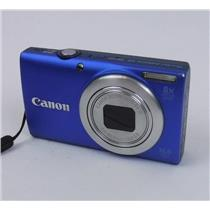 Canon Powershot A4000 IS HD PC1730 Digital Camera