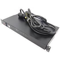 APC AP7752 Rack Mount Automatic Transfer Switch 10-Outlet ATS