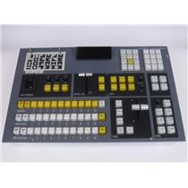 Echolab MVS 5 Broadcast Switcher Mixer Control Panel - FOR PARTS