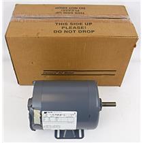MagneTek Century AC Motor H580 3/4HP 200-230/460V 1275RPM 2.3-2.4/1.2Amps 60Hz
