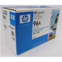 NEW Genuine OEM HP Laserjet C4096A 96A Print Cartridge