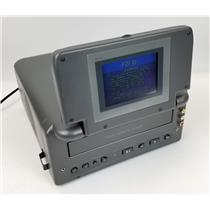 """Audiovox Rampage VPB1000 4"""" LCD Monitor Portable VHS Player"""