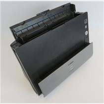 Canon DR-C125 ImageFORMULA Duplex Pass-Through Color Scanner 60,803 Page Count