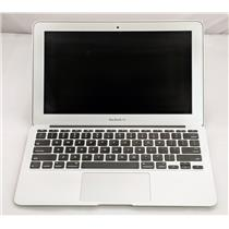 "Apple Macbook Air MD711LL/A 11"" i5-4250U 1.3GHz 128GB SSD 8GB A1465"