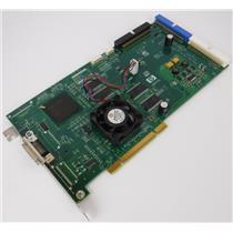 HP DesignJet 4000ps Large Format Printer Gamut PCI Board Q1271-60220 B