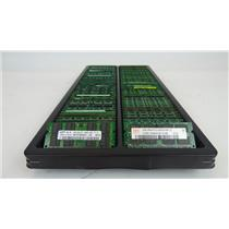 LOT OF 100 Laptop Ram 2GB DDR2 SO-DIMM Assorted Brands and Speed
