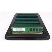 LOT 25 Desktop Ram 2GB DDR2 Assorted Brands and Speeds