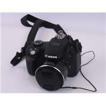 Canon PowerShot SX50 HS Digital Bridge Camera - TESTED WORKING