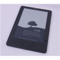 Amazon Kindle D00801 DX Graphite 2nd Generation DX 3G eReader - SEE DESCRIPTION
