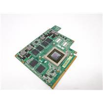 Asus NVIDIA GeForce GTX 1GB 460M Video Card 60-N3IVG1100-A01 69N0K9V11A01-01