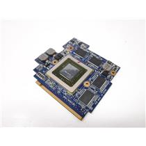Asus G71GX pulled Nvidia MXM 260M 1GB Laptop Video Card 60-NVZVG1000-A02 TESTED