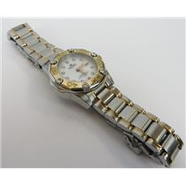 Rotary Aquaspeed ALB00033/W/40 Gold / Silver-Tone Band Womens Watch