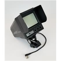 Hitachi GM-51 Studio Viewfinder for Broadcast TV Television Cameras UNTESTED