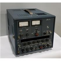 Cushman CE-3 Radio Service Monitor UNTESTED