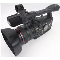 Canon XH A1 HD Multimedia Mini DV SDHC HDV 1080i Camcorder TESTED & WORKING