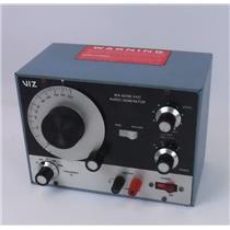 Viz WA-504B/44D Square Sine Wave Audio Generator - TESTED WORKING