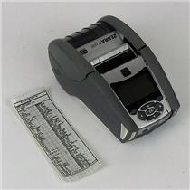 ZEBRA QLn220 Portable Printer QH2-AUNA0M00-00 P1051378-002 BATTERY 7105Inch